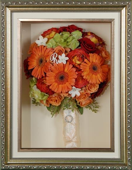 Wedding Bouquet Flower Preservation
